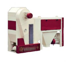 Scouring Machine With Ai Sifter type OM