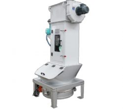 Vibration Feeder With Pulse Dust Filter type PZTL