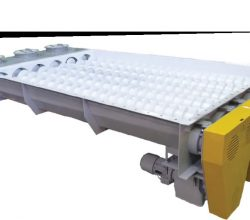 conical takeout screw conveyor