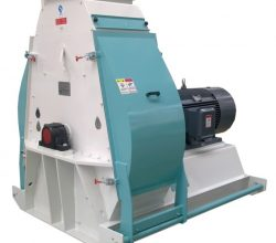 drop shaped hammer mill